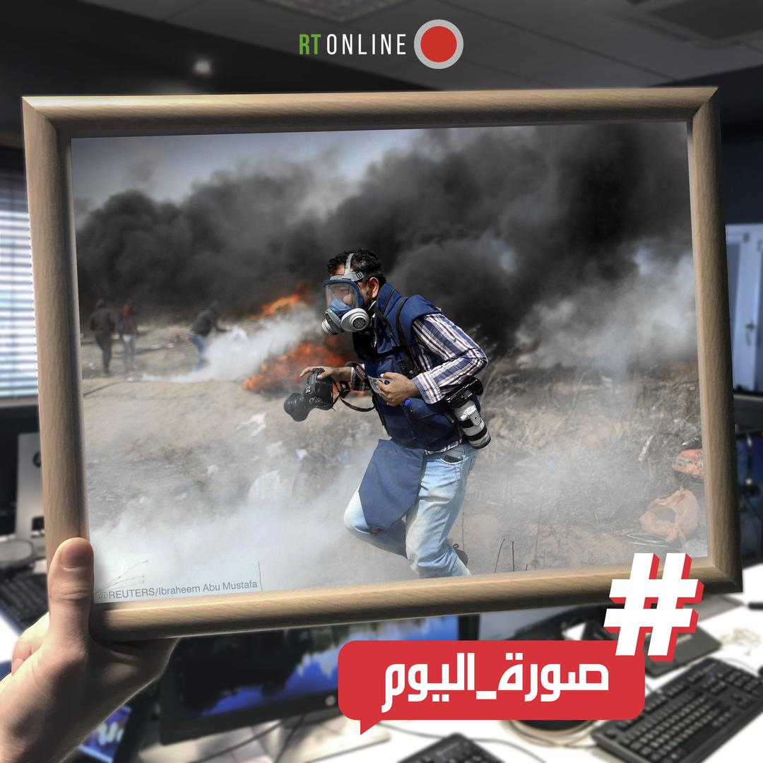 اليوم العالمي لحرية الصحافة.. قطاع غزة