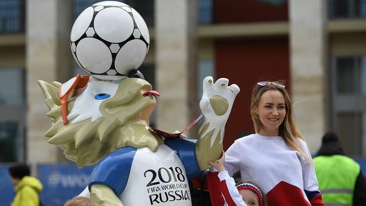 حديقة مونديال 2018 تفتح أبوابها للزوار في سانت بطرسبورغ