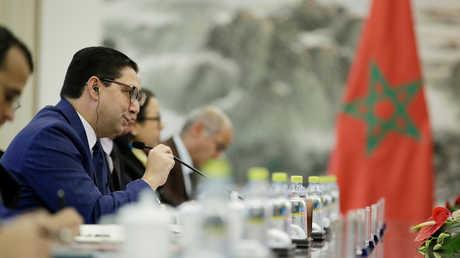 وزير الشؤون الخارجية المغربي ناصر بوريطة