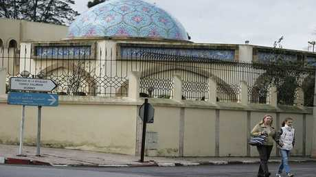 مبنى السفارة الإيرانية في الرباط (أرشيف)