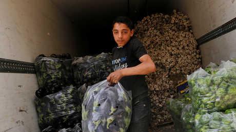 أحد المخازن العراقية