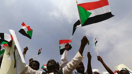 الأعلام السودانية