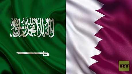 العلمان القطري والسعودي
