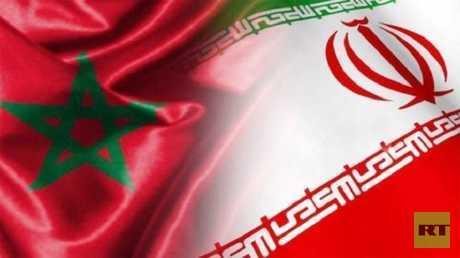 العلمان الإيراني والمغربي