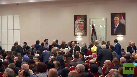 تواصل اجتماعات المجلس الوطني الفلسطيني