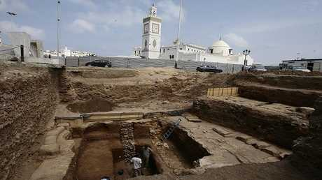 آثار في الجزائر - أرشيف -