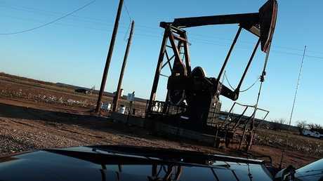 إنتاج النفط في الولايات المتحدة (صورة من الأرشيف)