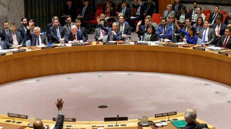 مجلس الأمن الدولي، نيو يورك، أرشيف