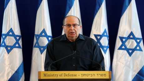 وزير الدفاع الإسرائيلي الأسبق موشيه يعلون، تل أبيب، إسرائيل 20 مايو 2016