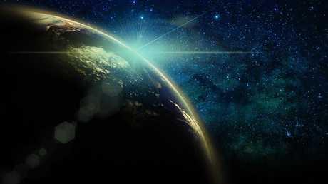 """خريطة """"السفر عبر الزمن"""" لمشاهدة الأرض منذ 600 مليون سنة"""