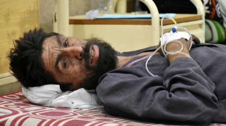 عامل نجا في انهيار منجم في بلوشستان الباكستانية