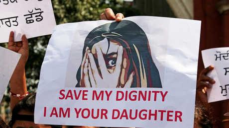 احتجاجات على جرائم الاغتصاب في الهند
