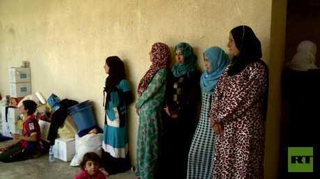 نازحو العراق.. والمشاركة في الانتخابات
