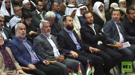 خلافات حماس مع منظمة التحرير الفلسطينية
