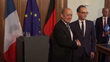 باريس وبرلين تدعمان بقاء الاتفاق النووي