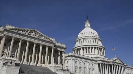 مبنى الكونغرس الأمريكي، واشنطن
