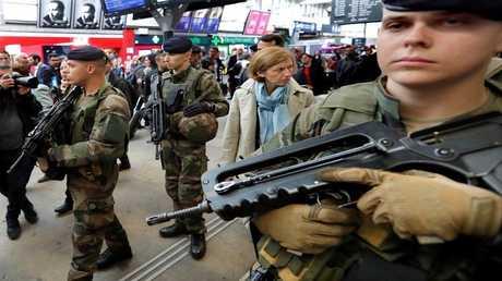 وزيرة الدفاع الفرنسية فلورنس بارلي، باريس، فرنسا، 2 أكتوبر 2017