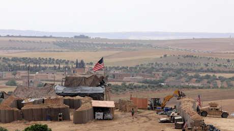 قاعدة أمريكية جديدة في منبج