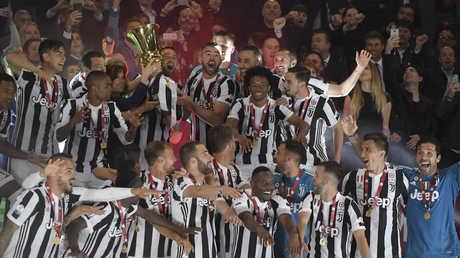 يوفنتوس بطلا لكأس إيطاليا للمرة الـ 13 في تاريخه