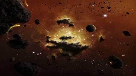 """اكتشاف الكويكب الغامض """"المنفي"""" في النظام الشمسي!"""