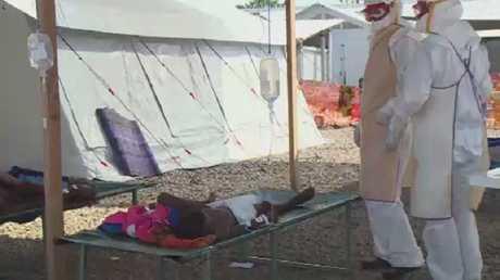 تأكيد حالات إصابة بالإيبولا في الكونغو