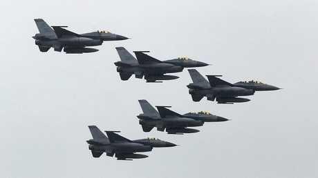 طائرات حربية تابعة لسلاح الجو الصيني