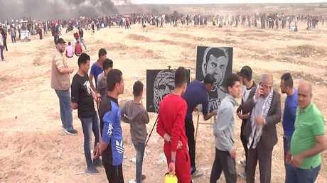 مسيرات العودة تحتضن التراث الفلسطيني