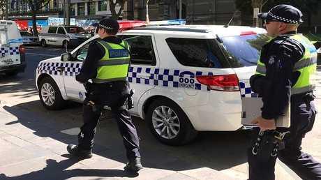الشرطة الاسترالية - ارشيف