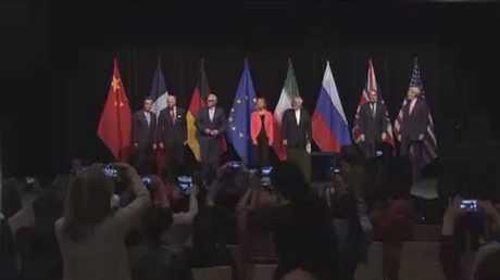 محادثات بريطانية فرنسية حول نووي إيران