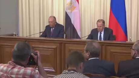 روسيا ومصر تنتقدان نقل السفارة الأمريكية