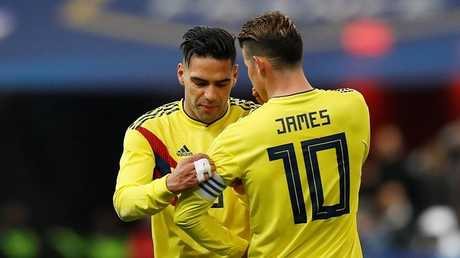 مونديال 2018.. كولومبيا تكشف قائمتها الأولية