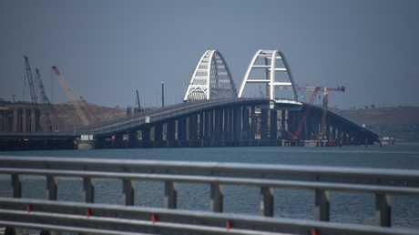 بوتين يدشّن جسر القرم