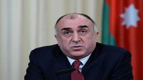 وزير خارجية أذربيجان، إيلمار محمدياروف