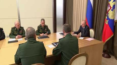 سفن روسية تحمل صواريخ مجنحة إلى المتوسط