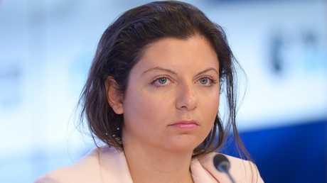 """رئيسة تحرير شبكة RT ووكالة الأنباء """"روسيا سيغودنيا"""" مارغاريتا سيمونيان"""