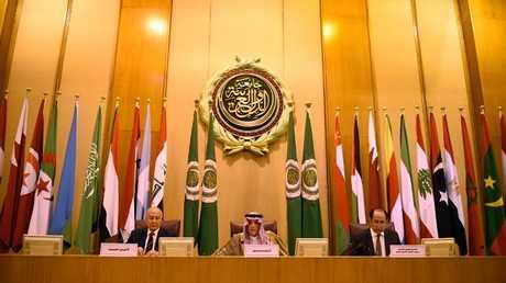 اجتماع مجلس الجامعة العربية على مستوى وزراء الخارجية العرب في القاهرة، 17 مايو 2018