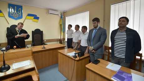 محاكمة الصحفي الروسي كيريل فيشينسكي في أوكرانيا