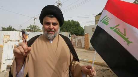 زعيم التيار الصدري في العراقمقتدى الصدر
