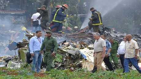 مقتل 107 أشخاص بتحطم طائرة