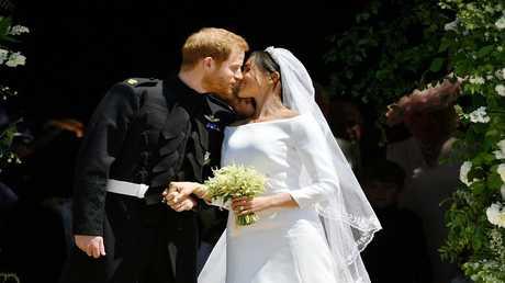 زفاف الأمير هاري وميغان