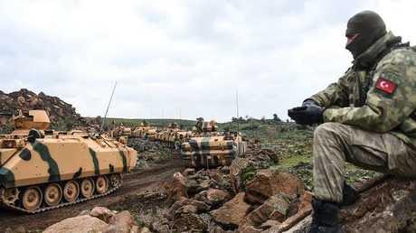 الجيش التركي - أرشيف