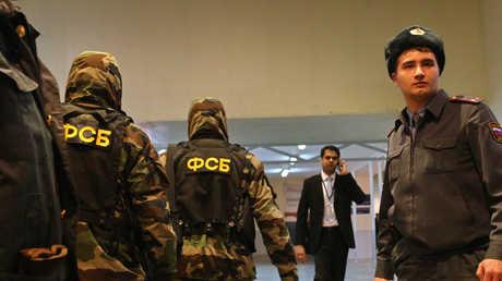 أفراد جهاز الأمن الفدرالي الروسي، أرشيف