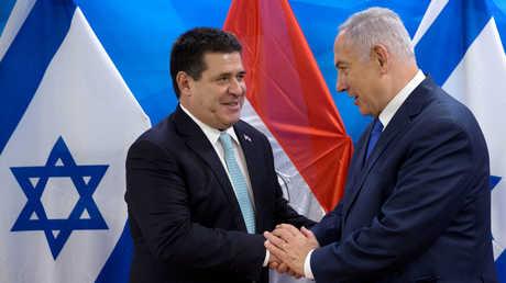 رئيس باراغواي يحضر مراسم افتتاح سفارة بلاده في القدس