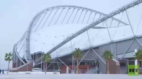 قطر تواصل استعداداتها لمونديال 2022