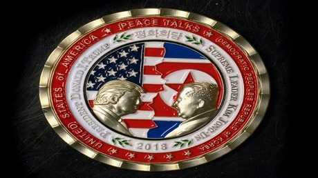 ميدالية أصدرتها الولايات المتحدة
