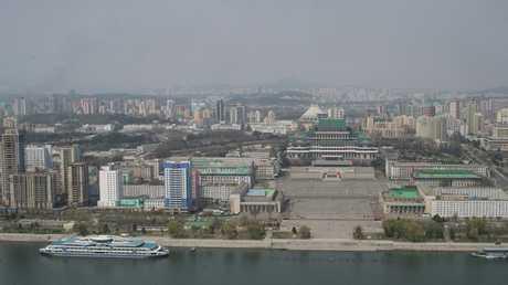بيونغ يانغ عاصمة كوريا الشمالية، أرشيف