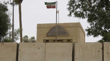 السفارة الإيرانية في بغداد - أرشيف