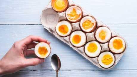 بيضة واحدة كفيلة بخفض الإصابة بالسكتة الدماغية وأمراض القلب