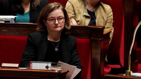 الوزير الفرنسية للشؤون الأوروبية، ناتالي لوازو
