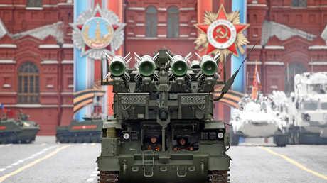 صواريخ بوك الروسية